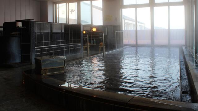 海辺の湯「内風呂」