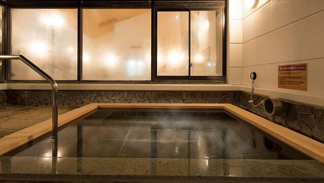 君津の湯 女性用露天風呂