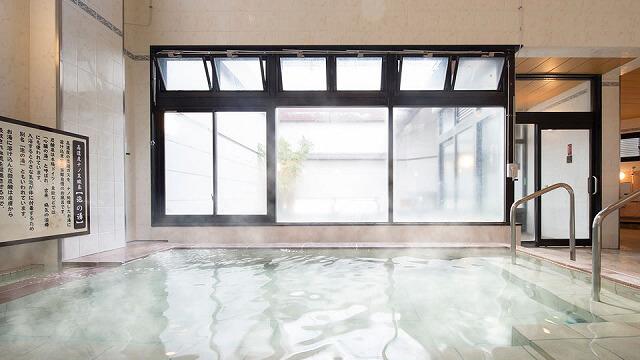 君津の湯 高濃度ナノ炭酸泉 泡の湯