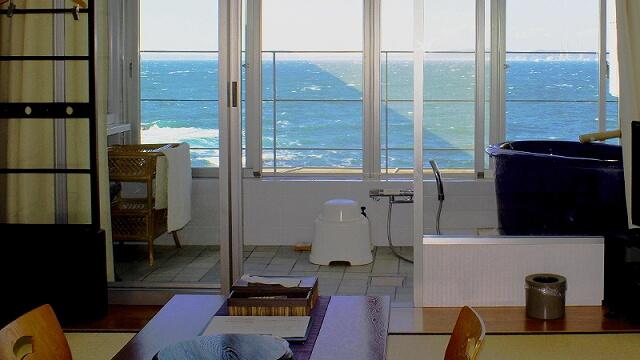 海辺の湯「個室休憩」